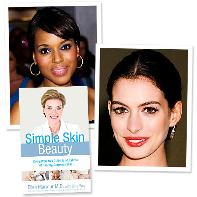 BOOK FLASH: Simple Skin Beauty by Dr. Ellen Marmur