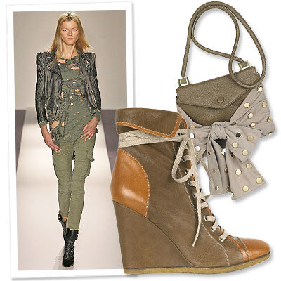 Spring Trends - Military - Fashion Week News