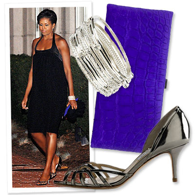 Michelle Obama's Date Night Style Secrets