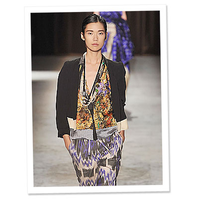 Runway Look of the Day: Dries Van Noten