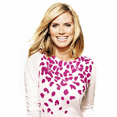 Heidi Klum - Michael Kors - Saks Fifth Avenue - Key for the Cure - What's Right Now