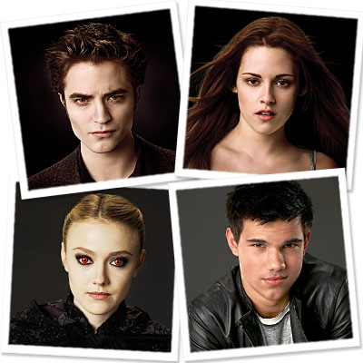 Twilight Saga - Vampire - Makeover