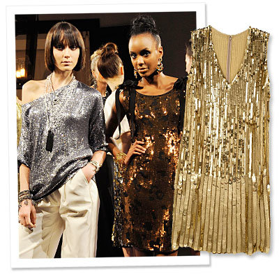 Naeem Khan Does Sparkle for HSN
