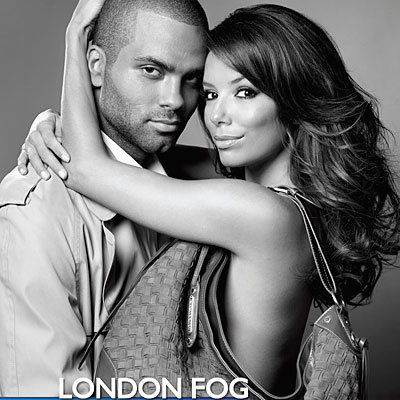 Eva Longoria Parker - London Fog
