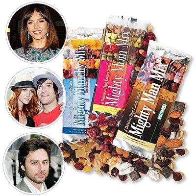 New Lo-Cal Snacks Celebs Are Loving!