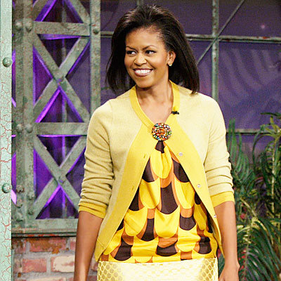 Will Michelle Obama's Latest Leno Appearance Cause Another Shopping Frenzy