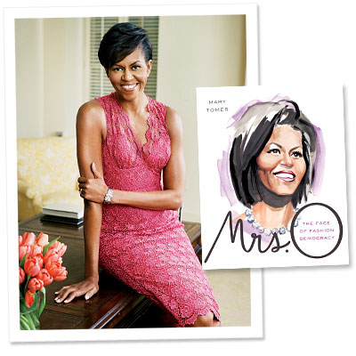 Must-Read: Mrs. O: The Face of Fashion Democracy