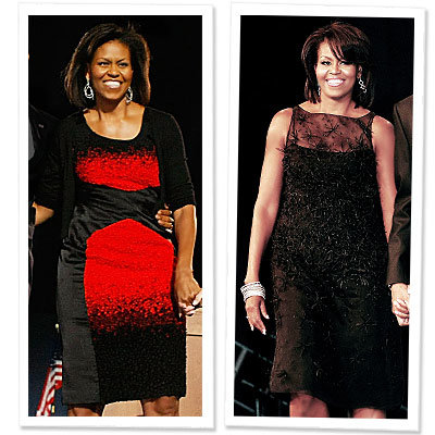Michelle Obama - Narciso Rodriguez - Jason Wu - 365 Days of Style - What's Right Now