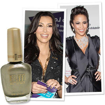 Hottest New Nail Color: Pewter