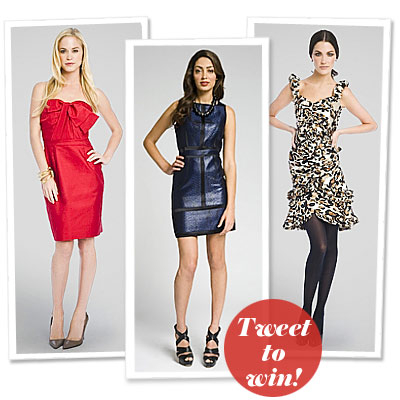 Tweet To Win $50 Off Rent The Runway