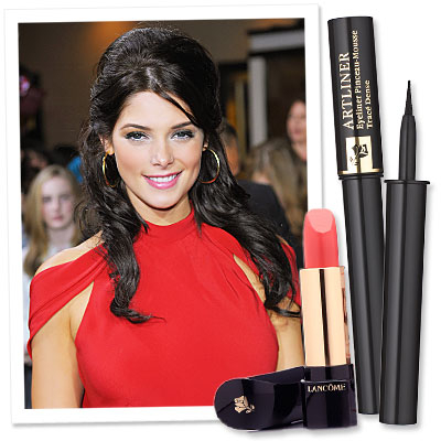 Ashley Greene-New Moon Premiere-Makeup