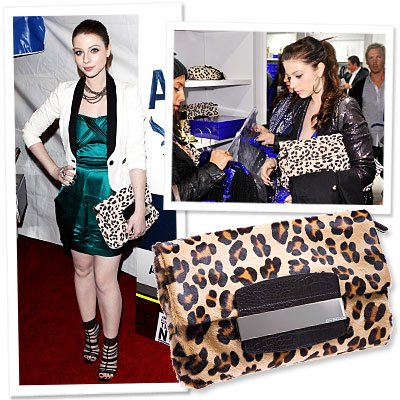 Michelle Trachtenberg Loves Choo!