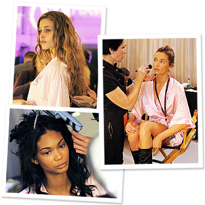 Victoria' Secret Backstage Beauty Secrets