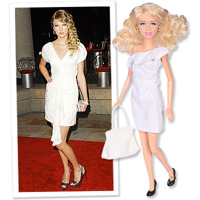 Taylor Swift Really Is a Doll