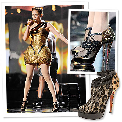 How Much Does J. Lo Love Louboutin?