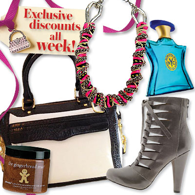 Crazy Chic Deals: Cyber Sale Week