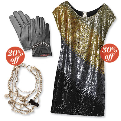 Up to 40% Off Party Dresses and Sexy Accessories
