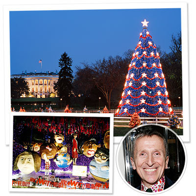 Simon Doonan Decorates White House
