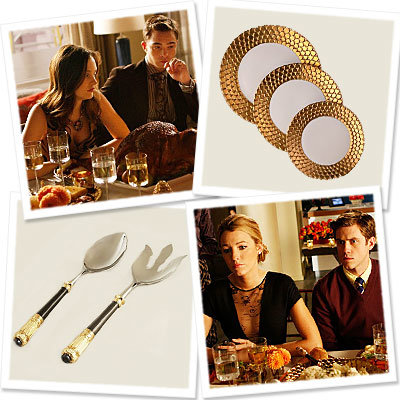 Set a Gossip Girl Tabletop