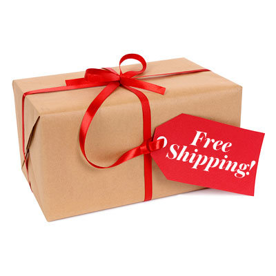 Tomorrow Is Free Shipping Day!