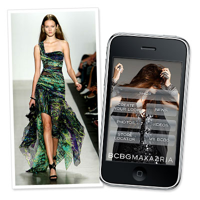 Shop BCBG From Your iPhone