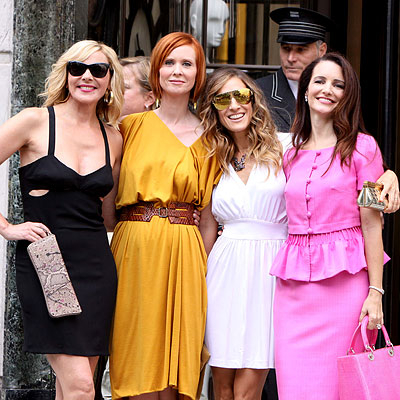 SATC2 Sneak Peek Tonight!