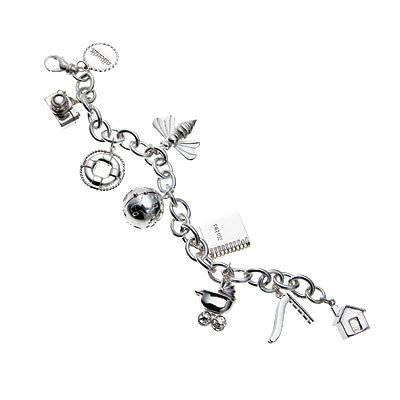 Altruette - Charm Bracelet - ideas for gifts that give back - holiday shopping