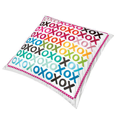 PBteen - Pillow Cover - ideas for gifts that give back - holiday shopping