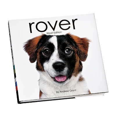 Rover - Books - ideas for gifts that give back - holiday shopping
