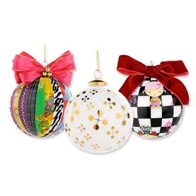 HSN - Designer Ornaments - ideas for gifts that give back - holiday shopping