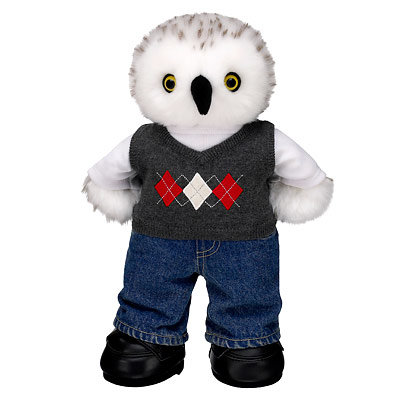 Build-A-Bear Workshop Turner Owl