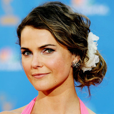 Keri Russell - Best Hair Accessory - Emmys 2010
