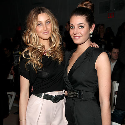 Fall 2010 Fashion Week Parties - Roxy Olin and Whitney Port - Ports 1961 Show