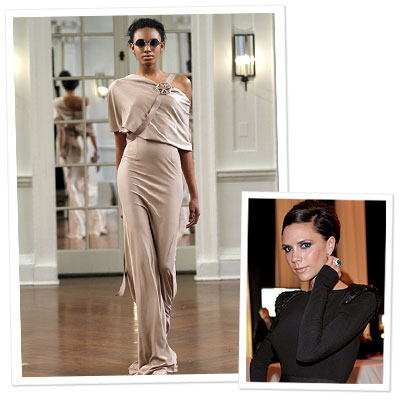Victoria Beckham's Oscar Dress Revealed!