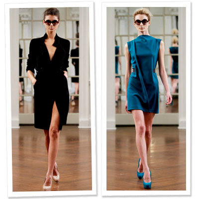 Runway Look of the Day: Victoria Beckham Collection
