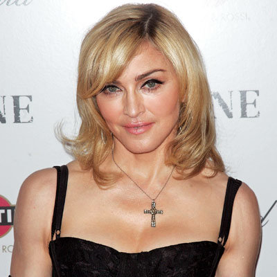 Madonna In Talks For a Clothing Line