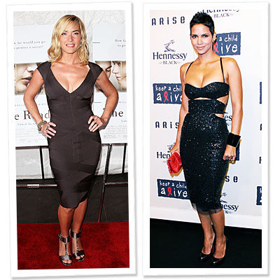 Kate Winslet, Halle Berry Top Desirable Figures List