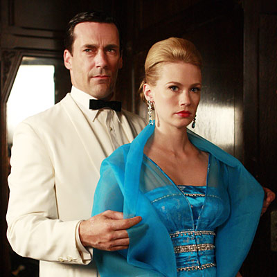 'Mad Men' Designer Pens Book