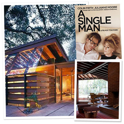 A Single Man's Mid-Century Home