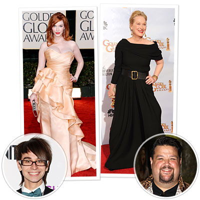 Project Runway Alums Rule At Globes
