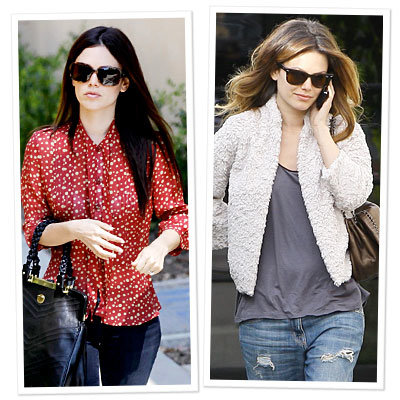 POLL: Vote on Rachel Bilson's New Highlights