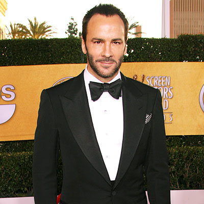 Tom Ford Dishes on Red Carpet Style