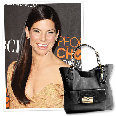 Sandra Bullock Teams Up With Coach