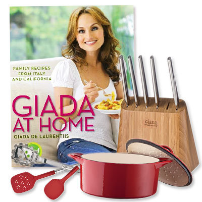 Exclusive Giada de Laurentis Recipe!