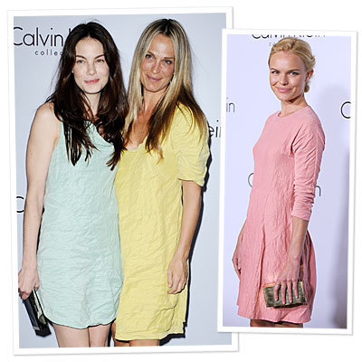Chic Party: Calvin Klein's Starry Night
