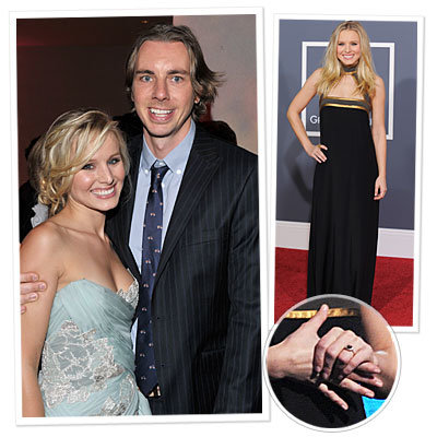 Kristen Bell's Engagement Ring - What's Right Now