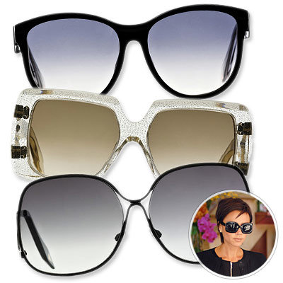 Victoria Beckham Sunglasses on Net-A-Porter