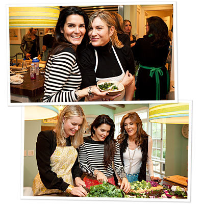 Celebrities Cook for a Cause