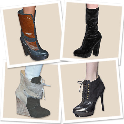 Fall Trend to Try Now: Textured Booties