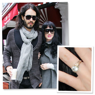 Katy Perry's Cartier Engagement Ring